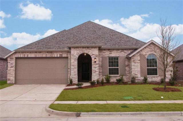 1309 Lawnview, Forney, TX 75126 (MLS #13716374) :: Team Hodnett
