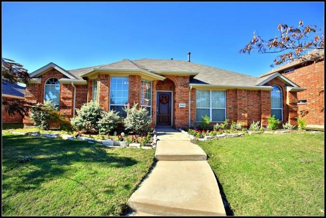 3413 Dunhill Place, Rowlett, TX 75089 (MLS #13716467) :: Robbins Real Estate