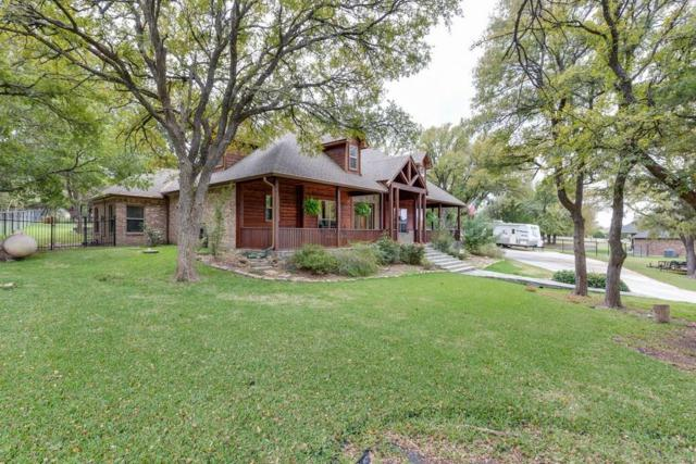 811 Trailwood Drive, Weatherford, TX 76085 (MLS #13716734) :: The Mitchell Group