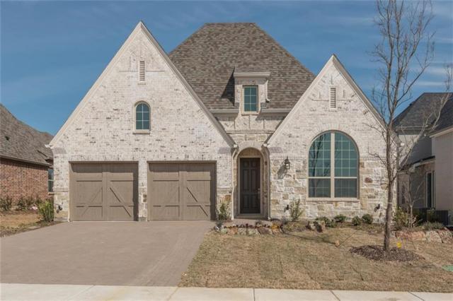 1670 Pebblebrook Lane, Prosper, TX 75078 (MLS #13717284) :: Team Hodnett