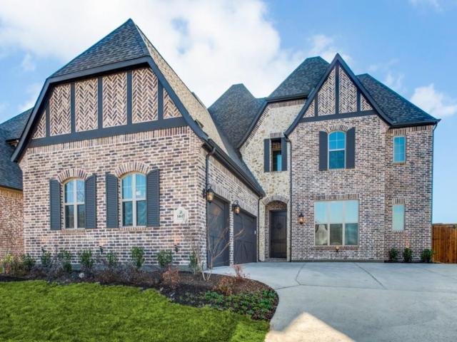 14617 Devonshire Lane, Frisco, TX 75035 (MLS #13718108) :: Team Hodnett