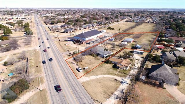 5609 Buffalo Gap Road, Abilene, TX 79606 (MLS #13718183) :: Team Tiller