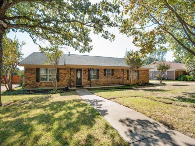 301 Oak Valley Drive, Colleyville, TX 76034 (MLS #13722007) :: Team Hodnett