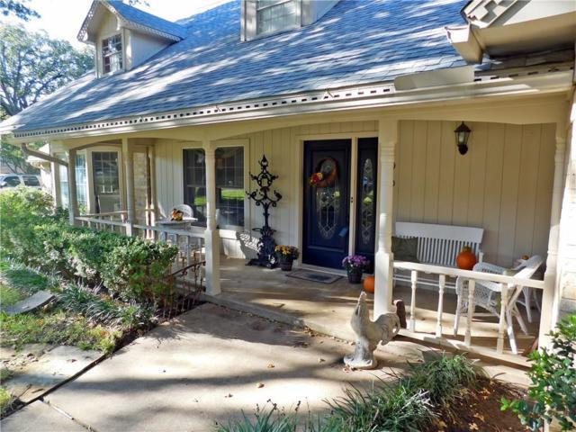 1010 Ridgecrest Circle, Denton, TX 76205 (MLS #13722727) :: Team Hodnett