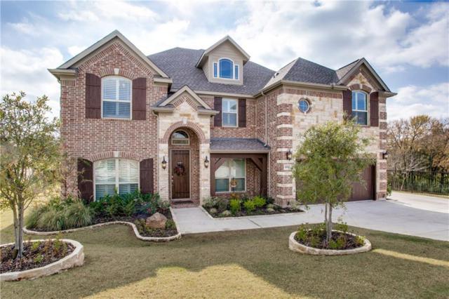 1000 Ballycastle Lane, Corinth, TX 76210 (MLS #13724637) :: Team Hodnett