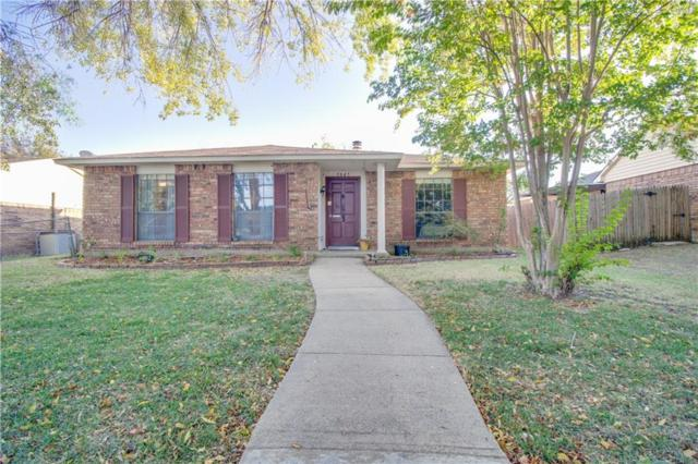 5045 Walker Drive, The Colony, TX 75056 (MLS #13725526) :: The Cheney Group