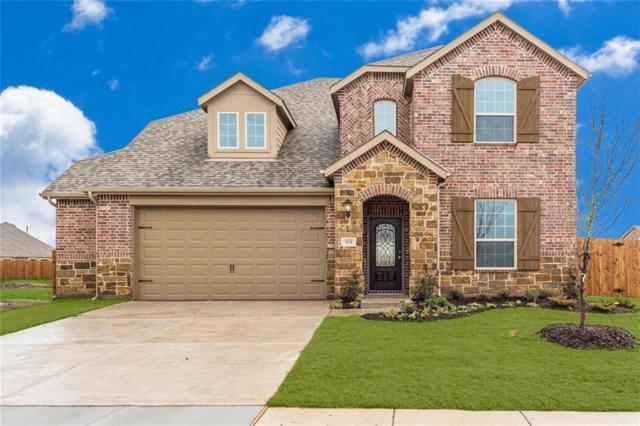 424 Zion, Celina, TX 75009 (MLS #13725545) :: Team Hodnett