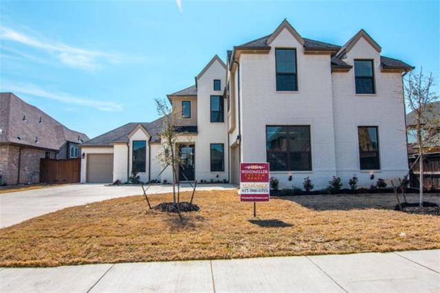 924 Merion Drive, Burleson, TX 76028 (MLS #13725794) :: Team Hodnett