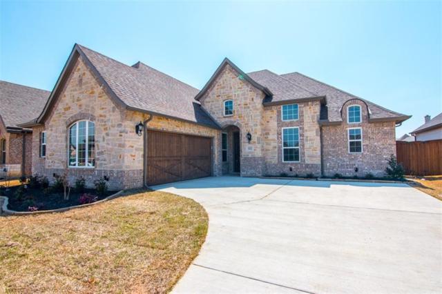 932 Merion Drive, Burleson, TX 76028 (MLS #13725799) :: Team Hodnett