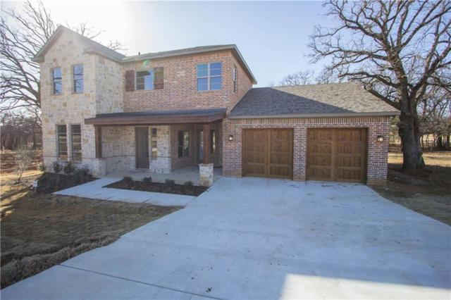 105 Noble Oak Court, Hickory Creek, TX 75065 (MLS #13725821) :: Team Hodnett