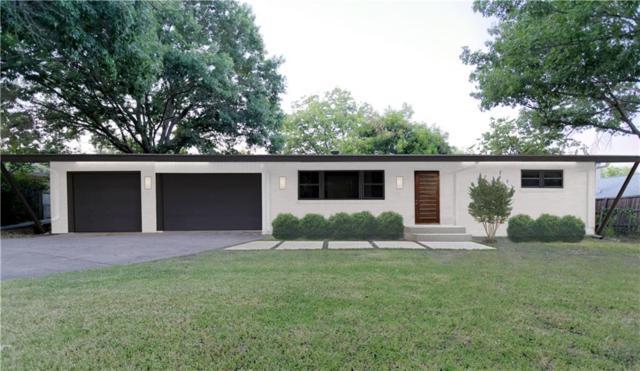 7837 Northaven Road, Dallas, TX 75230 (MLS #13726623) :: Team Hodnett