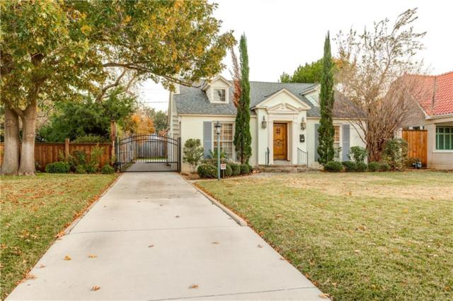 3645 Bellaire Drive S, Fort Worth, TX 76109 (MLS #13727387) :: Kindle Realty