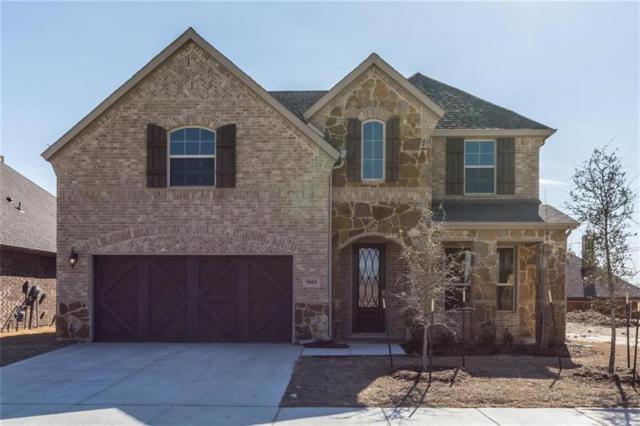 5005 Stockwhip Drive, Fort Worth, TX 76036 (MLS #13728159) :: Team Hodnett