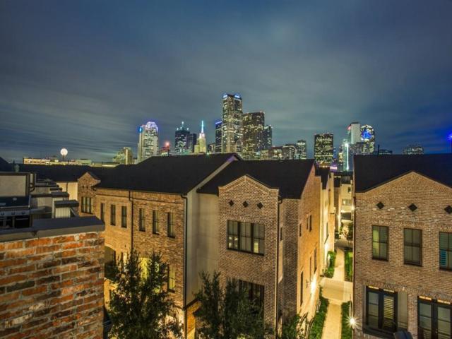 2151 Norlock Lane, Dallas, TX 75201 (MLS #13728165) :: Team Hodnett