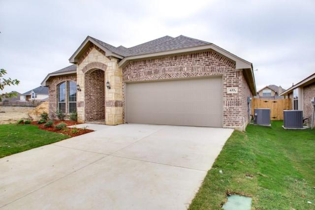 633 Windy Knoll, Burleson, TX 76028 (MLS #13728350) :: The Mitchell Group