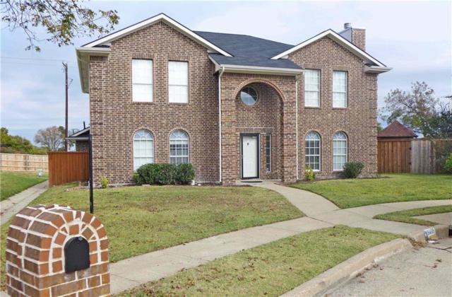 9405 Barton Creek Drive, Rowlett, TX 75089 (MLS #13728440) :: Team Hodnett