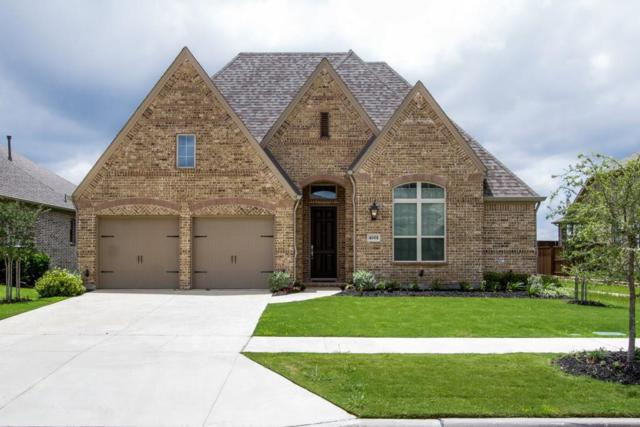 4601 Crossvine Drive, Prosper, TX 75078 (MLS #13729092) :: Team Hodnett