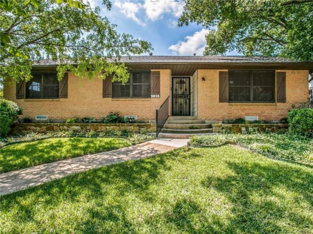 9024 Bretshire Drive, Dallas, TX 75228 (MLS #13729546) :: NewHomePrograms.com LLC