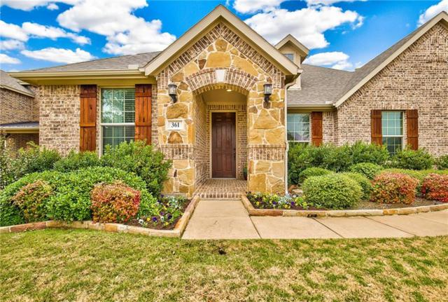 361 Komron Court, Prosper, TX 75078 (MLS #13729978) :: The Cheney Group