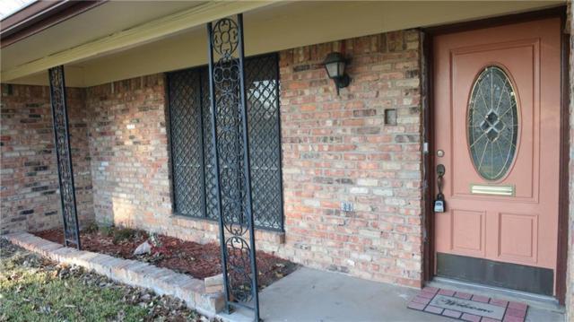 2700 Sybil Circle, Mesquite, TX 75149 (MLS #13730258) :: Team Hodnett