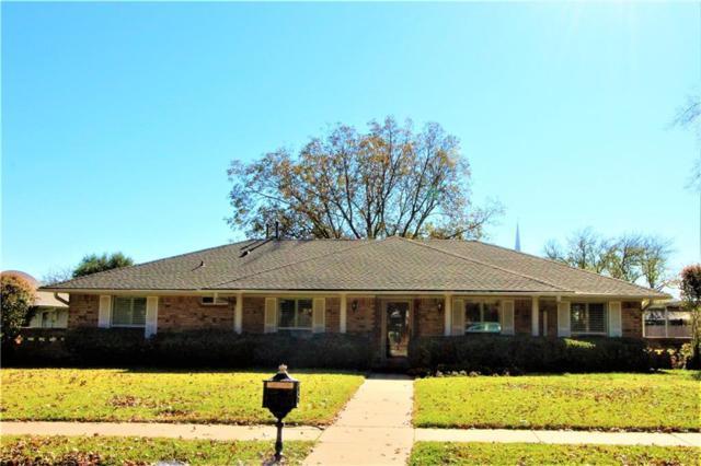 1808 Northcrest Drive, Plano, TX 75075 (MLS #13731722) :: Frankie Arthur Real Estate