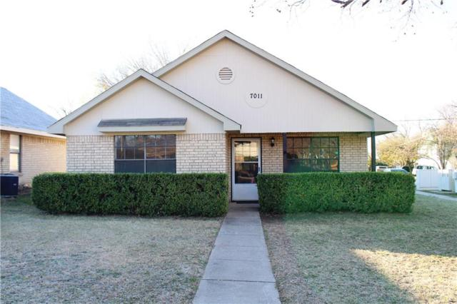 7011 Walnut Street, Frisco, TX 75033 (MLS #13732065) :: Team Hodnett