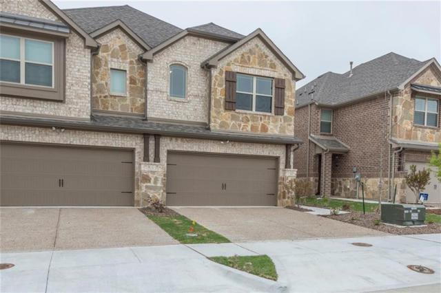 1237 Wiltshire Drive, Allen, TX 75013 (MLS #13732112) :: NewHomePrograms.com LLC