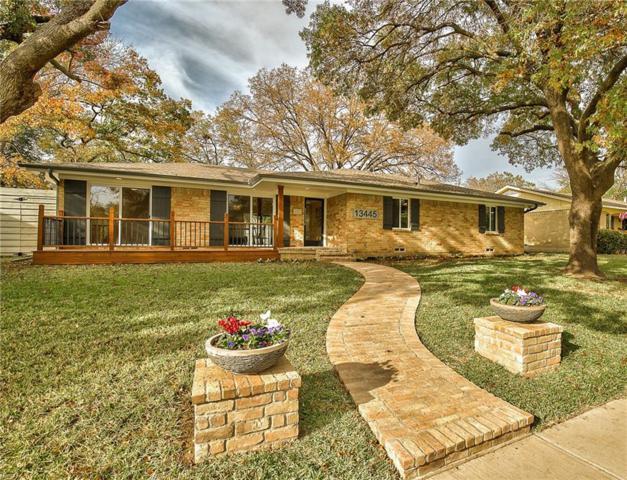 13445 Spring Grove Avenue, Dallas, TX 75240 (MLS #13732538) :: Team Hodnett