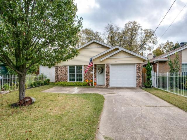 4316 Sycamore Street, Dallas, TX 75204 (MLS #13732565) :: Robbins Real Estate Group