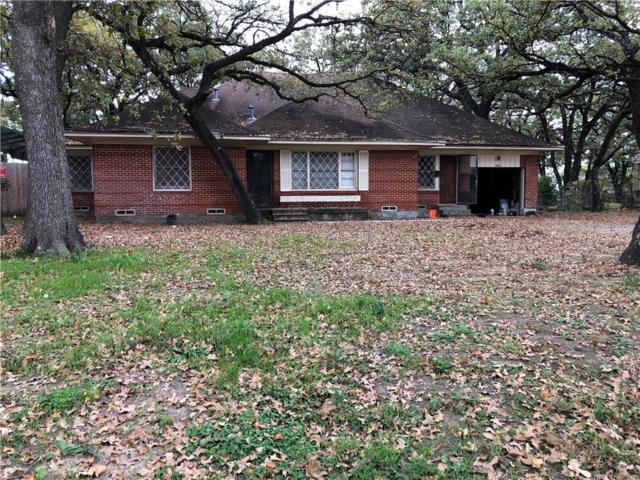 1406 Ben Drive, Irving, TX 75061 (MLS #13732633) :: Team Hodnett