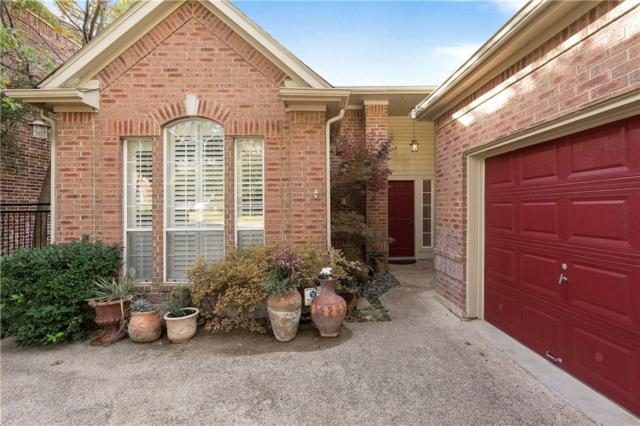 2809 Prestonwood Drive, Plano, TX 75093 (MLS #13732851) :: Kimberly Davis & Associates