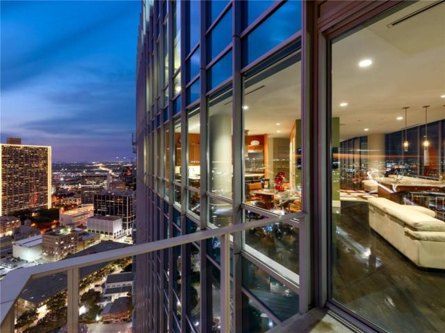 1301 Throckmorton Street #3203, Fort Worth, TX 76102 (MLS #13733193) :: The Mitchell Group