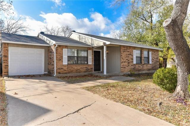 6958 Fallbrook Court W, Fort Worth, TX 76120 (MLS #13733296) :: Kindle Realty