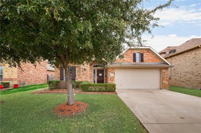643 Morgan Drive, Grand Prairie, TX 75052 (MLS #13734082) :: Keller Williams Realty