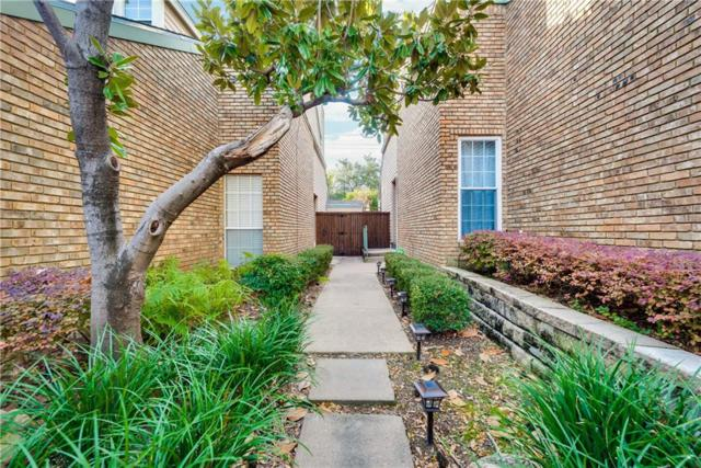 5565 Preston Oaks Road #128, Dallas, TX 75254 (MLS #13734565) :: Team Tiller