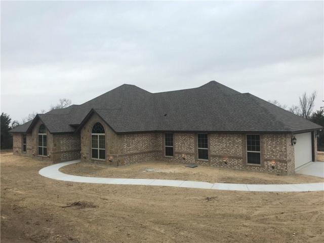 109 Woody Williams Court, Weatherford, TX 76088 (MLS #13734785) :: Team Hodnett