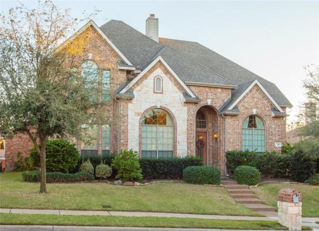 1380 Riverside Oaks Drive, Rockwall, TX 75087 (MLS #13734831) :: NewHomePrograms.com LLC