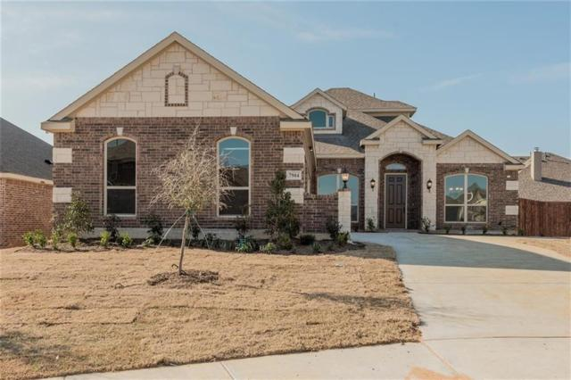 7904 Hudson Bay Lane, Denton, TX 76208 (MLS #13735787) :: Team Hodnett