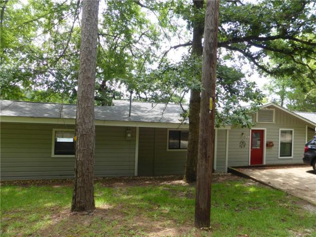99 Private Road 7332, Frankston, TX 75763 (MLS #13736486) :: Team Hodnett