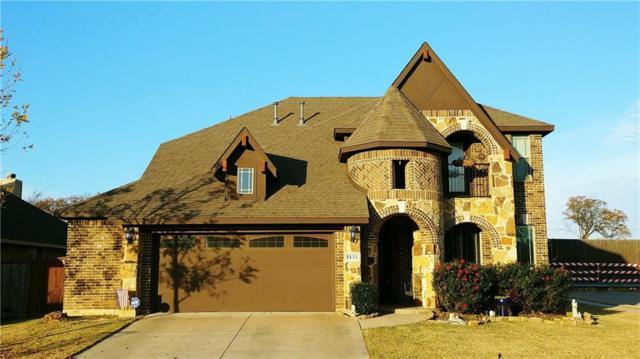 1133 Litchfield Circle, Burleson, TX 76028 (MLS #13738201) :: Team Hodnett