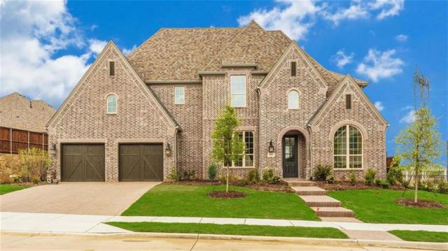 511 Gentry Dr., Prosper, TX 75078 (MLS #13738739) :: The Real Estate Station