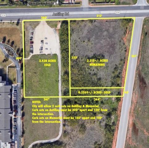 TBD Antilley Road, Abilene, TX 79606 (MLS #13739722) :: The Hornburg Real Estate Group