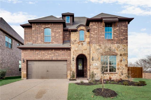 1001 Olivia Drive, Lewisville, TX 75067 (MLS #13739734) :: Team Hodnett