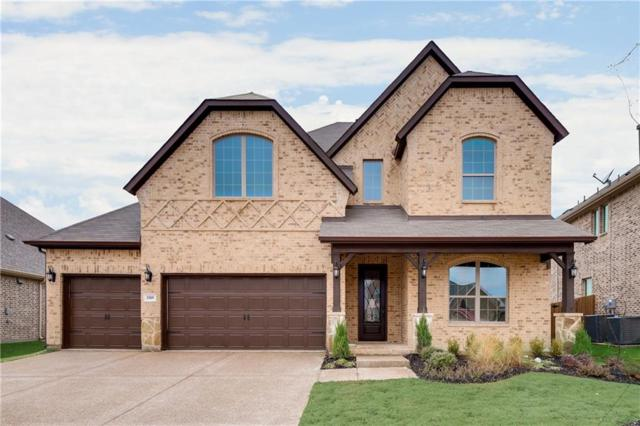 3509 Saint Croix Avenue, Mckinney, TX 75071 (MLS #13739951) :: Team Hodnett