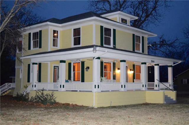 504 W Main Street, Celina, TX 75009 (MLS #13740120) :: The Rhodes Team