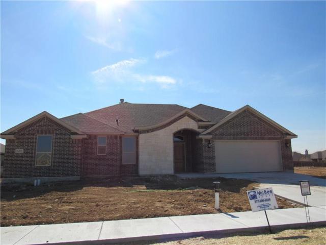 649 Piper Drive, Saginaw, TX 76179 (MLS #13740541) :: Team Hodnett
