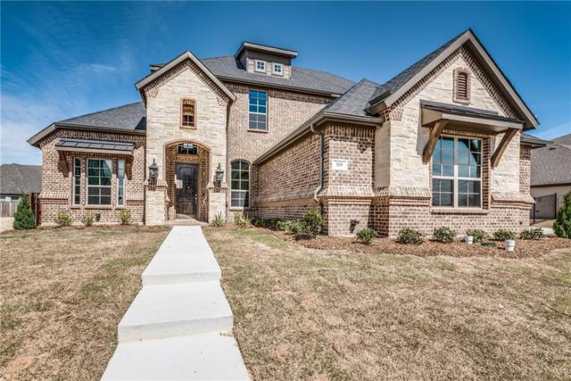 509 Prairie Run, Aledo, TX 76008 (MLS #13741300) :: Team Hodnett