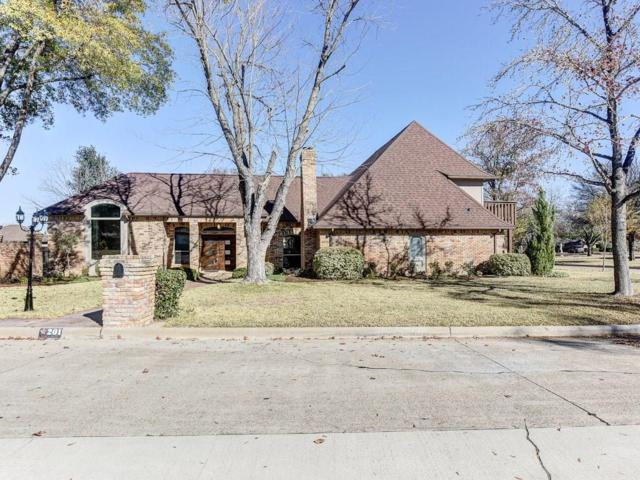 201 Oakmont Drive, Trophy Club, TX 76262 (MLS #13741588) :: The Marriott Group