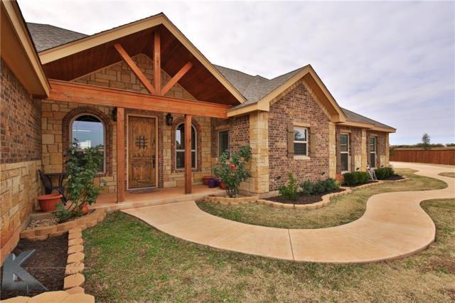 274 Rising Star Drive, Abilene, TX 79606 (MLS #13741795) :: Team Hodnett