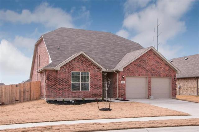 151 Cantle Street, Waxahachie, TX 75165 (MLS #13741815) :: Team Hodnett